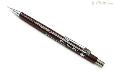 New Pentel 0.3mm Drafting Automatic Mechanical Pencil Made In Japan P203