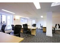 Serviced Offices in * Kings Cross-WC1X * Office Space To Rent