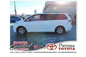 2013 Toyota Sienna LE 8 Passenger Backup Camera, Bluetooth, 2...