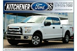 2016 Ford F-150 XLT/4X4/V6/TRI-FOLD COVER/BED LINER/BLUETOOTH