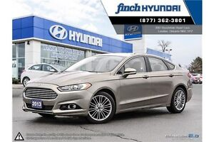 2013 Ford Fusion SE Great Deal | Lane Departure | Navigation