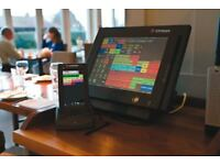 Bargain Offer - Xn Checkout Epos System with Handheld Order Pad for Bar Cafe Restaurant