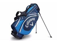 Callaway Golf X Series Stand Bag 2017 - Brand New with Labels RRP £99.99