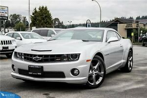2013 Chevrolet Camaro 2SS 6-speed Manual w/ Sunroof and Backu...
