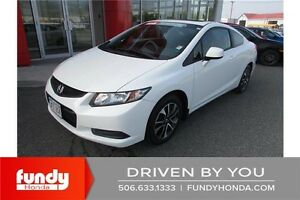 2013 Honda Civic EX SUNROOF - ALLOY WHEELS - EXTENDED WARRANTY!