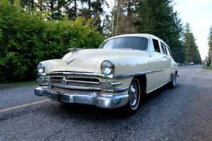 REDUCED 1953 Chrysler New Yorker Town & Country Wagon HEMI 331 C