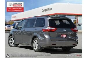 2016 Toyota Sienna LE 8 Passenger Toyota Certified, No Accidents London Ontario image 4