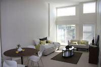 Spacious Studio w/ Solarium & Patio- W/D in suite