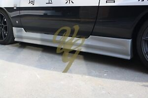 Nissan Skyline R34 Coupe GT/ GTT Type R Side Skirts, local manufacture