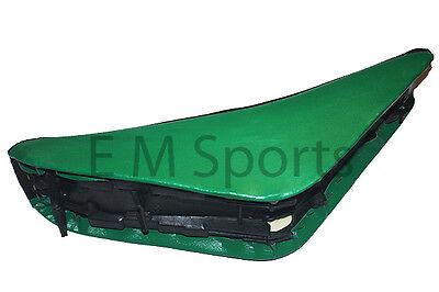 Chinese 50cc 70cc 90cc Dirt Pit Bike Gripper Seat Assembly Cushion Green Parts