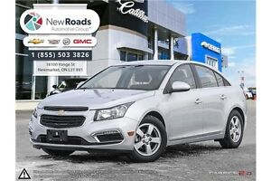 2016 Chevrolet Cruze Limited 2LT 2LT | LEATHER, SNRF, ALLOYS