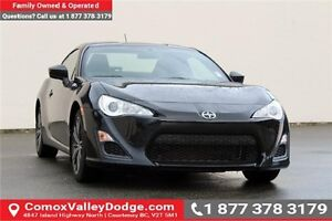 2013 Scion FR-S Base ONE OWNER,LOW KM, KEYLESS ENTRY