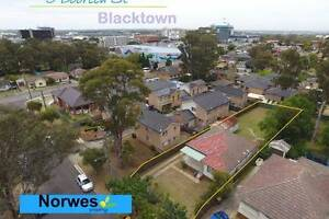 5 Min Walk To Westpoint! OPEN HOUSE SAT 9.00AM TO 9.15AM Blacktown Blacktown Area Preview