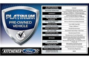 2013 Ford Edge SEL SEL/AWD/LEATHER/V6/PANO ROOF/CAMERA/PLATINUM Kitchener / Waterloo Kitchener Area image 17