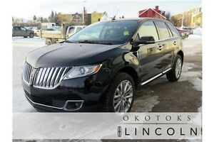 2013 Lincoln MKX Base AWD luxury SUV, clean CarProof!