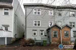 Character century home in central Halifax, close to universities