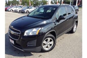 2013 CHEVROLET TRAX 1LT - ALL WHEEL DRIVE - BLUETOOTH