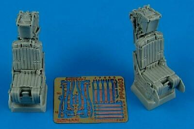 AIRES HOBBY 1/48 A6E/EA6A MB GRUEA7 EJECTION SEATS FOR RMX 4403