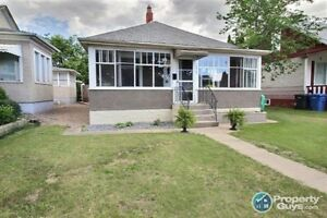 Located in the mature picturesque west side of North Battleford
