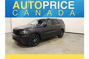 2017 Dodge Durango R/T R/T|SUNOROOF|7PASS|LEATHER