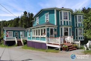 3 bed heritage home, currently operating as B&B