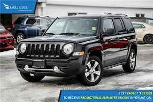 2016 Jeep Patriot Sport/North Sunroof and Heated Seats