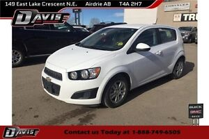 2016 Chevrolet Sonic LT Auto JUST ARRIVED, HEATED SEATS, USB...