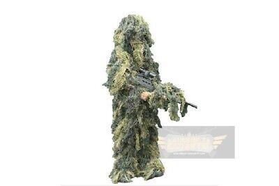 Ghillie suit woodla estilo militar conjunto de uniforme ultraligero envio24/48h