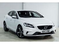 Volvo V40 D2 R-DESIGN (white) 2017