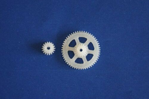 Sony DAT Loading Gear Set 3-345-181-01 and 3-345-182-01