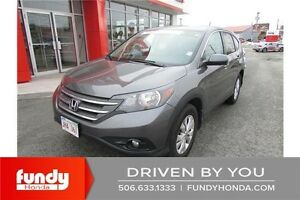 2014 Honda CR-V EX SUNROOF - BACKUP CAMERA - HEATED SEATS!