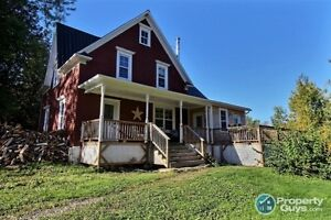 Very Well Maintained Century Home with Upgrades!!