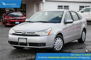 2009 Ford Focus SE CD Player and Air Conditioning