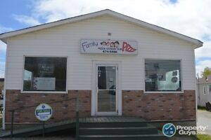 NEW LISTING! Huge potential to own your own business!!