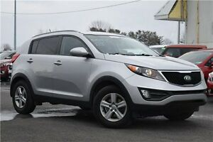 2014 Kia Sportage LX LOTS OF CARGO ROOM | STILL IN FACTORY WA...