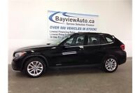 2015 BMW X1 XDRIVE 28i - PANO ROOF! TWIN TURBO! HEATED SEATS!