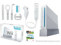 Nintendo Wii Home Entertainment Game Console