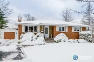 Immaculately cared for home in The Old West end of Moncton!