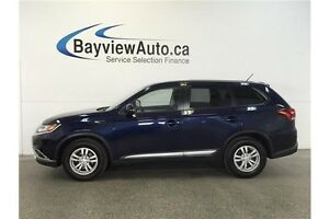 2016 Mitsubishi OUTLANDER ES- AWD! ALLOYS! BLUETOOTH! CRUISE!