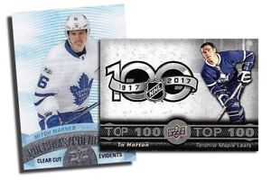 Tim Hortons Hockey Cards 2017-18