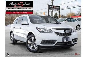 2014 Acura MDX AWD ONLY 54K! **BACK-UP CAMERA** CLEAN CARPROOF