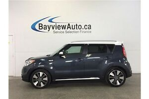 2014 Kia SOUL SX -GDI!HEATED LEATHER!REV CAM! BLUETOOTH! CRUISE!