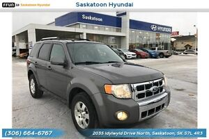 2012 Ford Escape Limited Leather Heated Seats - Trailer Hitch...