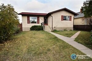 Great 1056 sq ft raised bungalow close to 2 schools