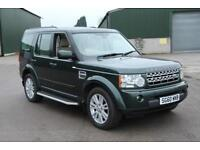 Land Rover Discovery 3.0TDV6 (242bhp) 4X4 HSE Station Wagon 5d 2993cc Auto