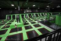 $12/hr EXTREME AIR PARK is hiring FLOOR STAFF