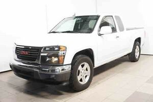 2011 GMC CANYON 2WD EXTENDED CAB SLE AUTO+A/C+BLUETOOTH