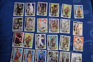 Star Wars force attax trading cards Kardinya Melville Area Preview