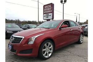 2013 Cadillac ATS 3.6L Luxury Luxury !! AWD !! CLEAN CAR-PROO... Kitchener / Waterloo Kitchener Area image 2
