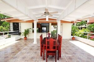 Reap the benefit of your life of work;enjoy2 br penthouse in d.r
